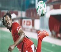 بيرسي تاو جاهز لمباراة الإسماعيلي في الدوري