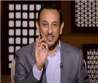 رمضان عبدالمعز يوضح خصائص انفرد بها الرسول الكريم في الدنيا والآخرة
