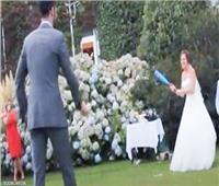 ضربة العروسة «صائبة»