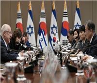 توتر العلاقات بين إسرائيل وكوريا الجنوبية
