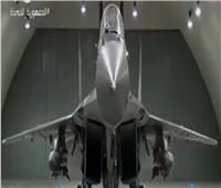 أحمد موسى عن جولته بالطائرة «ميج 29»: «المقاتل المصري وزنه ذهب» فيديو