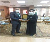 محافظ الشرقية: أعياد المصريين واحدة ويحتفل بها المسلمين والأقباط