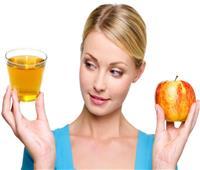 للجنس الناعم.. فوائد«خل التفاح» لغسل الشعر