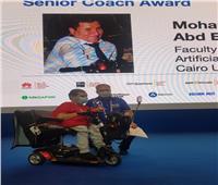 فوز مدرس مساعد بحاسبات القاهرة بجائزة مسابقة «البرمجة الجامعية الدولية»
