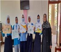 ورش فنية احتفالاً بالذكرى الـ 48 لانتصارات جنوب سيناء
