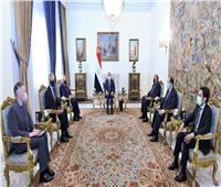 السيسي يستقبل رئيس لجنة العلاقات الخارجية بالشيوخ الأمريكي