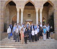 سفراء الاتحاد الأوروبي يزورون مسجد الطنبغا المرداني ومنطقة باب الوزير
