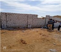 الجيزة تزيل تعديات على أملاك الدولة بالمنطقة الصناعية بعرب أبو ساعد   صور