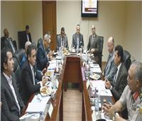 وزير الرياضة يناقش تحويل ستاد القاهرة لمدينة رياضية