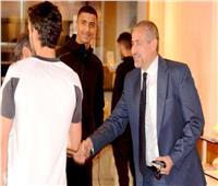 سفير مصر بكينيا: مباراة الزمالك أمام توسكر بدون جمهور