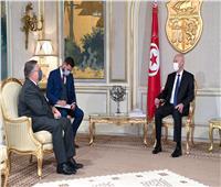 سعيد يبلغ سفير أمريكا غضبه من إدراج الوضع بتونس على جدول الكونجرس