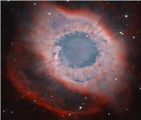 لقطة اليوم.. ناسا ترصد عين ملونة بالفضاء