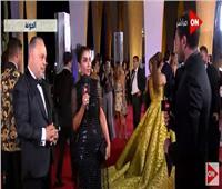 أشرف زكي: مهرجان الجونة يقدم رسالة أمن وأمان للعالم