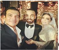 حفل زفاف مجدي أفشة بحضور نجوم الرياضة والفن  صور