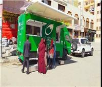 بدء تشغيل أول سيارة خدمات بريدية متكاملة بمدينة بدر