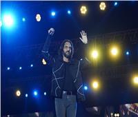 بهاء سلطان ودياب يشعلان نادي سموحة بأقوى احتفالية غنائية| صور