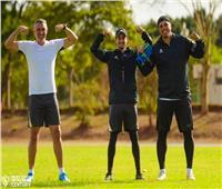 مران الزمالك في كينيا.. تدريبات ترفيهية للاعبين
