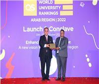 تكريم نائب رئيس جامعة عين شمس بالإمارات لدوره في تطوير التعليم