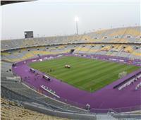 ملعب برج العرب الاقرب لاستضافة مباراة الأهلي والإسماعيلي