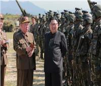بالفيديو | جنود كوريا الشمالية يؤدون عرض عسكري مُخيف