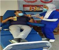 «صحة القاهرة» تنظم حملة للتبرع بالدم في نادي الطيران