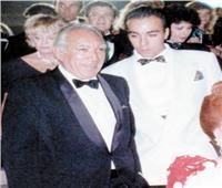 ابن النجم العالمي أنتوني كوين «نحات» المشاعر والقيم الأبدية