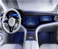 مرسيدس تكشف عن سيارة كهربائية بمدى 400 ميل | فيديو
