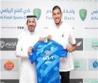 مروان سعدان يمدد عقده مع «الفتح»