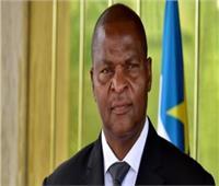 رئيس جمهورية إفريقيا الوسطى يعلن وقف إطلاق النار من جانب واحد مع الجماعات المتمردة