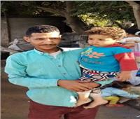 حماية الطفل تعيد «مفقود» لأسرته بعد تغيب 5 أيامبالمنيا