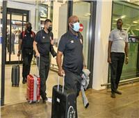 دوري أبطال إفريقيا  الأهلي يغادر النيجر عقب مواجهة الحرس الوطني