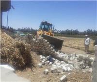 «التنمية المحلية»: استرداد 2860 فدان زراعة بعد إزالة 978 حالة تعدي على الأراضى الزراعية