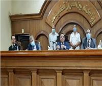 السجن المشدد 7 سنوات لعاطل بتهمة حيازة مواد مخدرة بمنطقة المرج