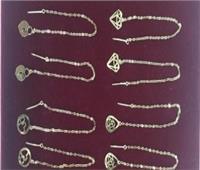 حبس تاجر مجوهرات 15 يومًا لدمغ الذهب والفضة بأختام مزورة