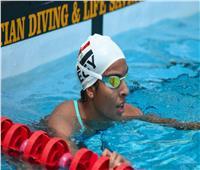 ناشئات السباحة يتوجن بذهبية تتابع ١٠٠ م بالبطولة الافريقية بغانا