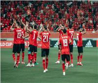 انطلاق مباراة الأهلي والحرس الوطني في دوري الابطال