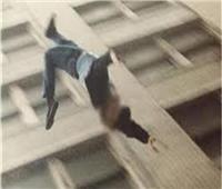 مصرع شخص سقط من الطابق السادس في بني سويف