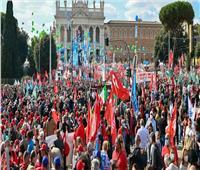 إيطاليا.. تظاهرة حاشدة في روما تطالب بحظر اليمين المتطرف