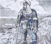 جدارية «موندانو» لدعم رجال الإطفاء