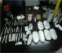 قيمتها 33 مليون جنيه.. ضبط 2000 متهم بحوزتهم طن مخدرات