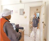 التحقيق مع فرق «تطعيم كورونا» غير الملتزمة بالشرقية