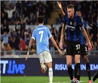 شاهد| أهداف فوز لاتسيو بثلاثية على الإنتر في الكالتشيو الإيطالي