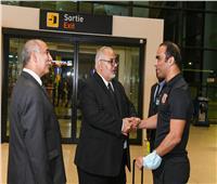 عبد الحفيظ يشكر سفير مصر في النيجر وطاقم السفارة