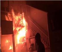 ضبط 3 طلاب أضرموا النيران في بوابة إحدى المدارس بكرداسة