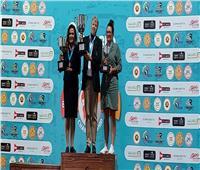 نائبة مصرية تفوز بلقب بطلة إفريقيا في الرماية