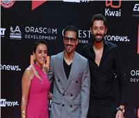 بالصور| إقبال كبير على عرض الفيلم المصري «ريش» بـ «الجونة»