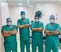 «الرعاية الصحية» تعلن نجاح زراعة دعامات مغطاة للشريان الأورطي ببورسعيد