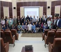 عبد الغفار يتلقى تقريرًا عن بدء أعمال المدرسة العربية الأولى في الفيزياء الفلكية