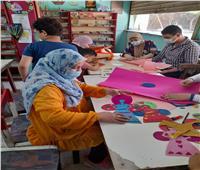 المرأة الريفية ودورها في المجتمع بثقافة الجيزة