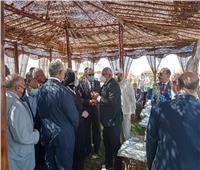 بحضور الوزراء والمحافظين.. ختام الملتقى التسويقي الأول للتمور بالوادي الجديد